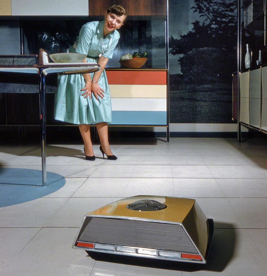 robot süpürge satış ve servis
